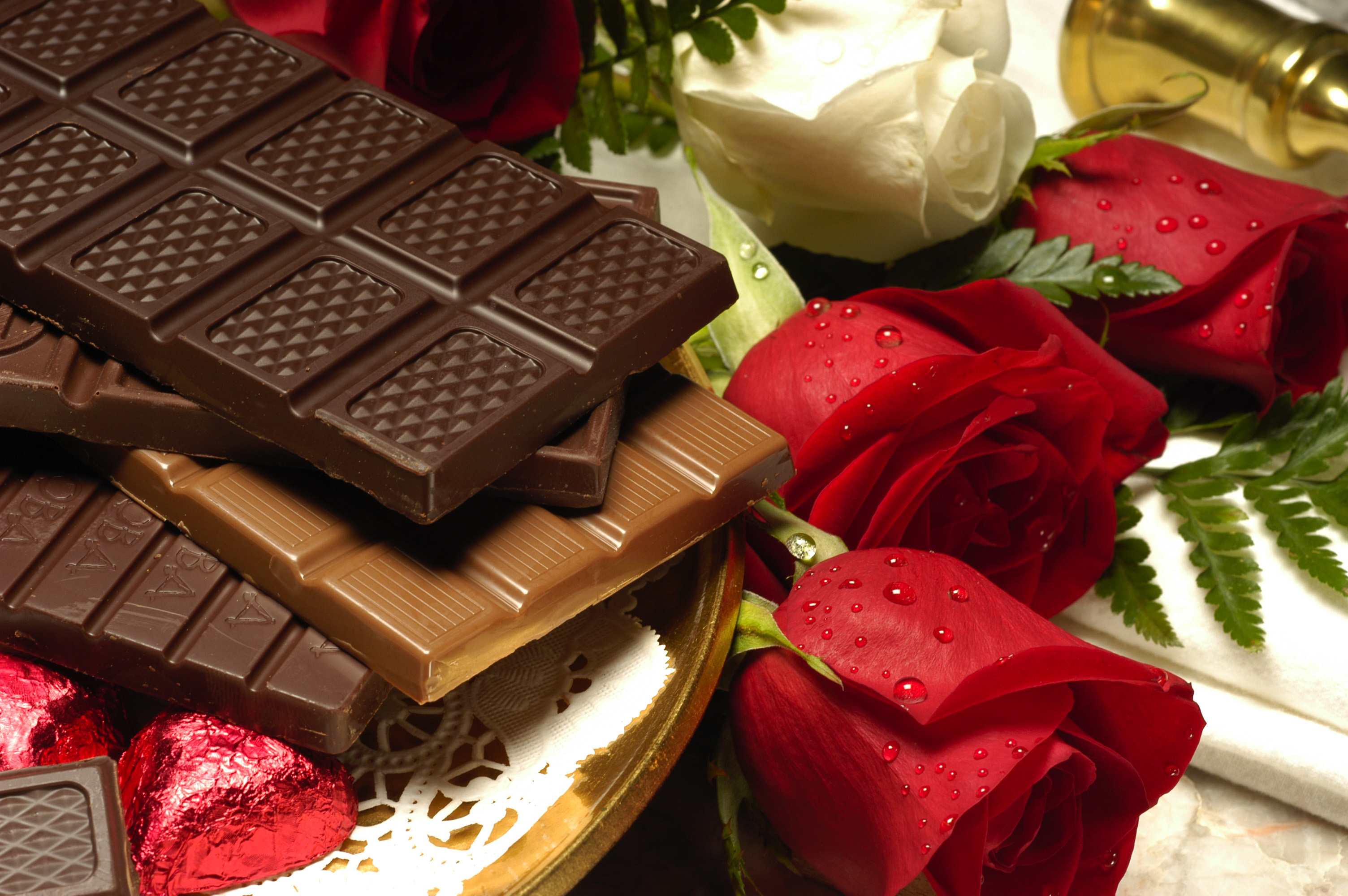 Food - Chocolate  - Candy - Food Wallpaper
