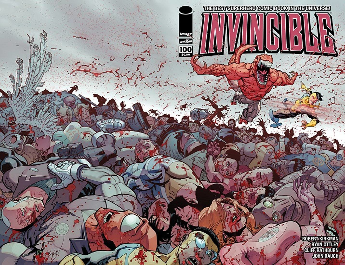 Invincible Wallpaper And Background Image