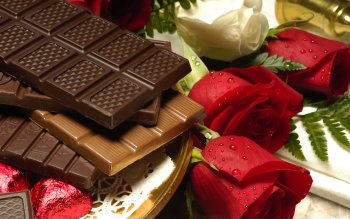 Food - Chocolate Wallpapers and Backgrounds ID : 43350