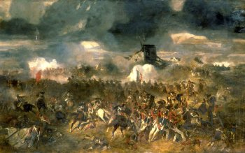 Military - Battle Of Waterloo Wallpapers and Backgrounds ID : 433879