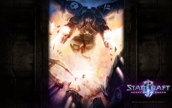 Computerspel - StarCraft II: Heart Of The Swarm Wallpapers and Backgrounds ID : 434076