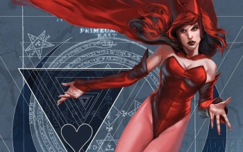 Comics - Scarlet Witch Wallpapers and Backgrounds ID : 434986
