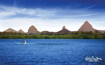 Earth - Glasshouse Mountains Wallpapers and Backgrounds ID : 434999