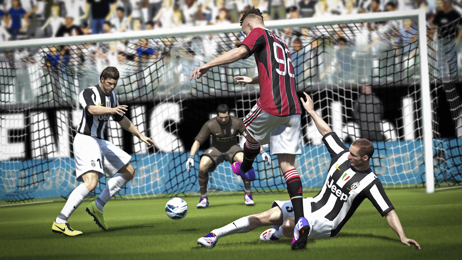 Fifa 14 wallpaper and background image 1600x900 id435308 video game fifa 14 wallpaper voltagebd Image collections