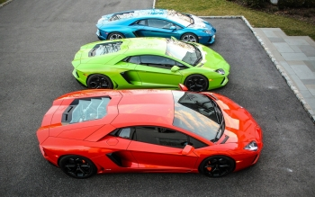 Vehicles - Lamborghini Wallpapers and Backgrounds ID : 435320
