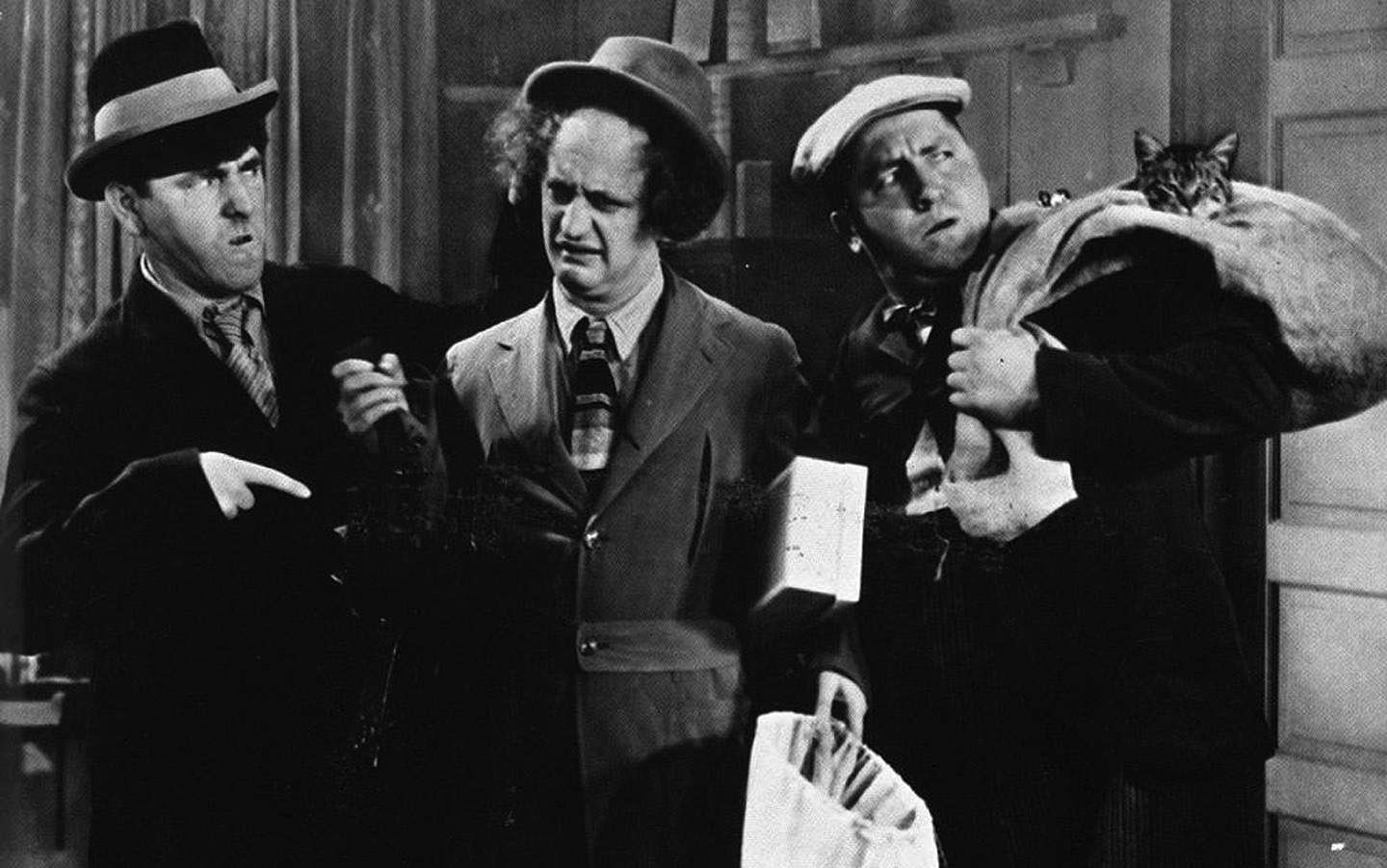 The Three Stooges Wallpaper And Background Image 1440x902