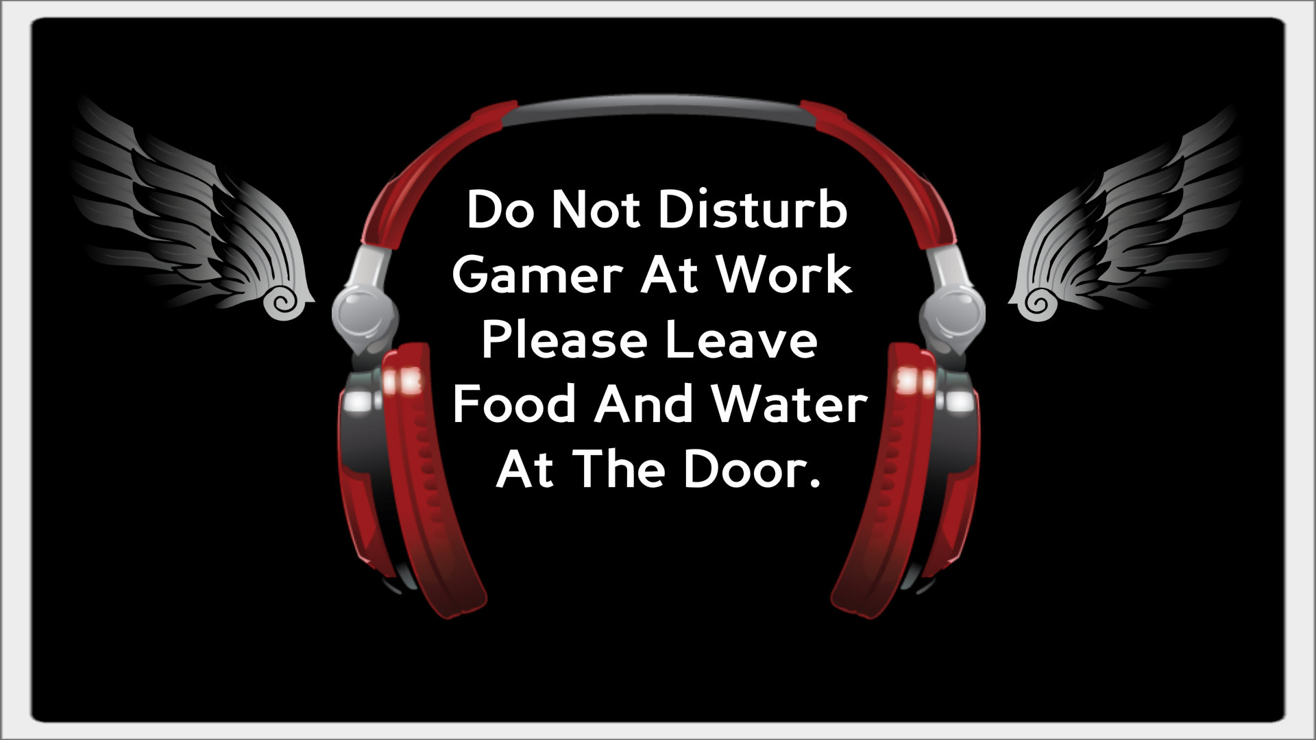 Gamer At Work Hd Wallpaper Background Image 1920x1080 Id 436370 Wallpaper Abyss