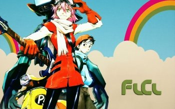 Anime - FLCL Wallpapers and Backgrounds ID : 436088