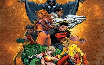 Comics - Teen Titans Wallpapers and Backgrounds ID : 436604