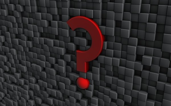 Abstract Question Mark HD Wallpaper | Background Image