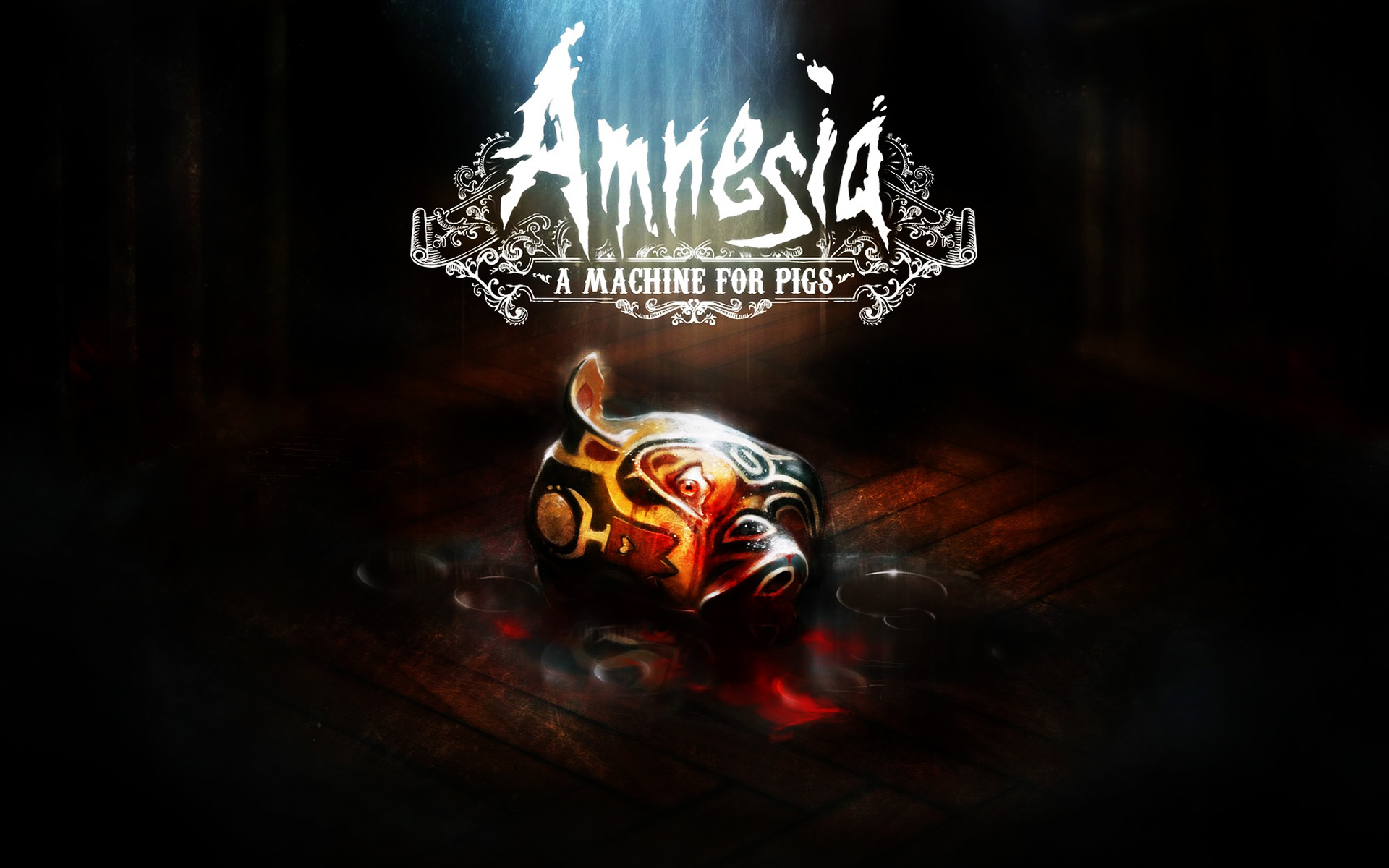 1 Amnesia A Machine For Pigs Hd Wallpapers Backgrounds Wallpaper Abyss