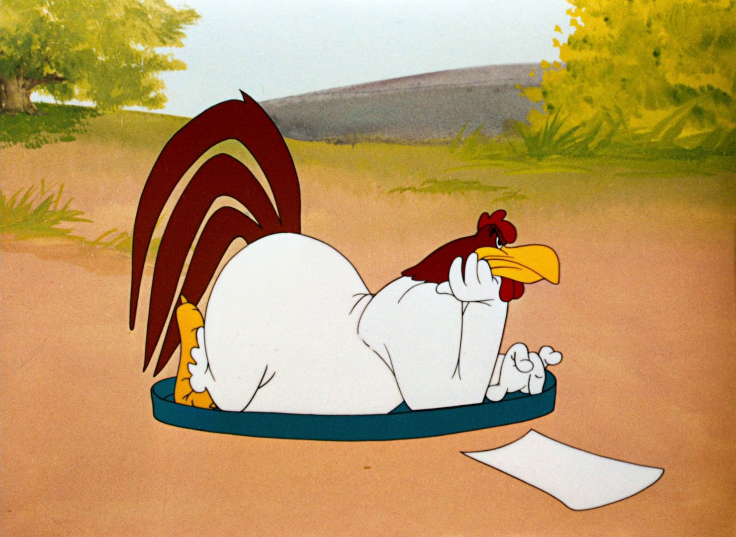 Cartoon Pics And Quotes About Chickens: Foghorn Leghorn Wallpaper And Background Image