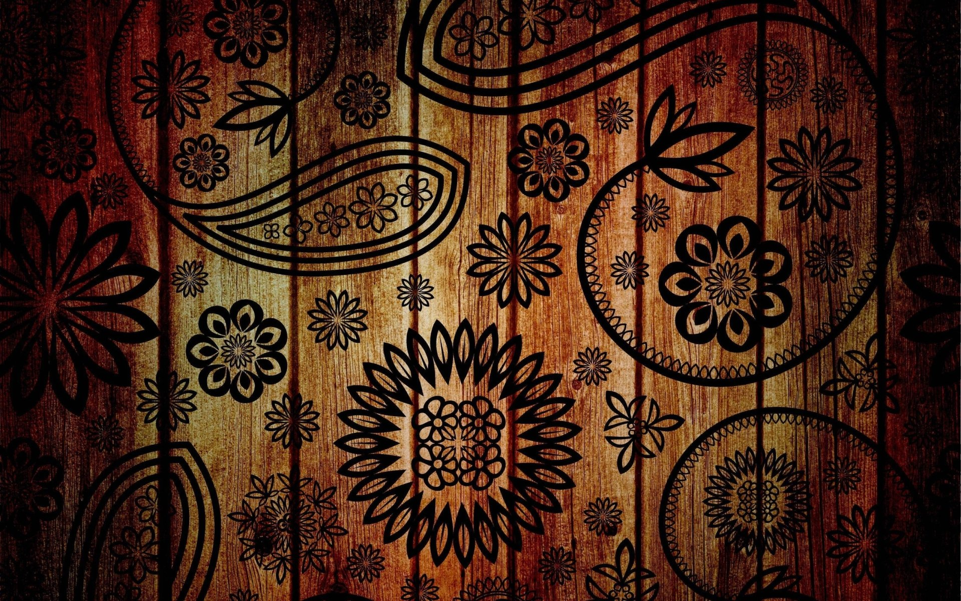 Artistic - Wood  Wallpaper