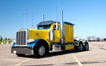Fordon - Peterbilt Wallpapers and Backgrounds ID : 437276
