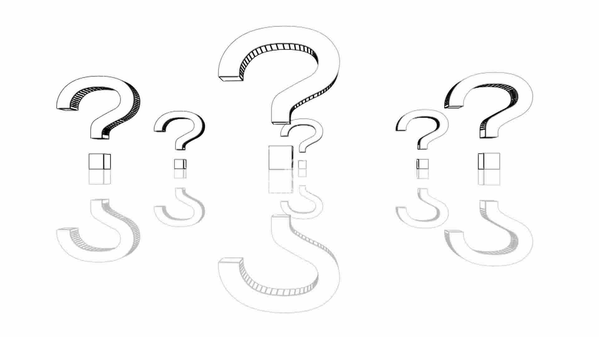 Question Mark Full HD Wallpaper And Background Image
