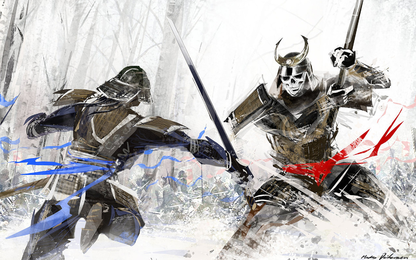 Samurai Computer Wallpapers, Desktop Backgrounds ...