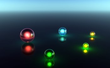 CGI - Balls Wallpapers and Backgrounds ID : 438006