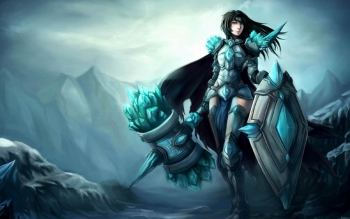 Fantasy - Women Warrior Wallpapers and Backgrounds ID : 438351