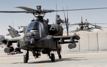 Militar - Boeing Ah-64 Apache  Wallpapers and Backgrounds ID : 438810