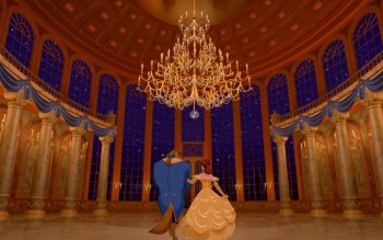 Movie - Beauty And The Beast Wallpapers and Backgrounds ID : 438836