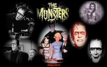 Televisieprogramma - The Munsters Wallpapers and Backgrounds ID : 439113