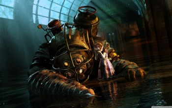 Video Game - Bioshock Wallpapers and Backgrounds ID : 439282