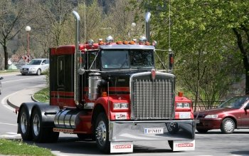 Транспортные Средства - Kenworth Wallpapers and Backgrounds ID : 439652