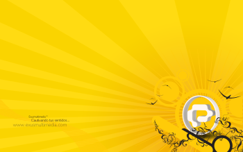 Abstract - Yellow Wallpapers and Backgrounds ID : 439838