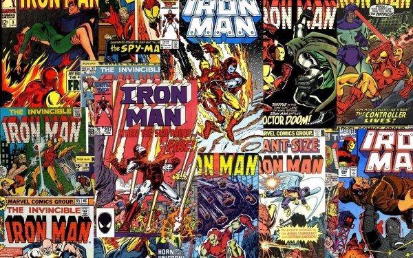 Comics Iron Man Superhero Marvel Comics Angel Victor Von Doom HD Wallpaper   Background Image