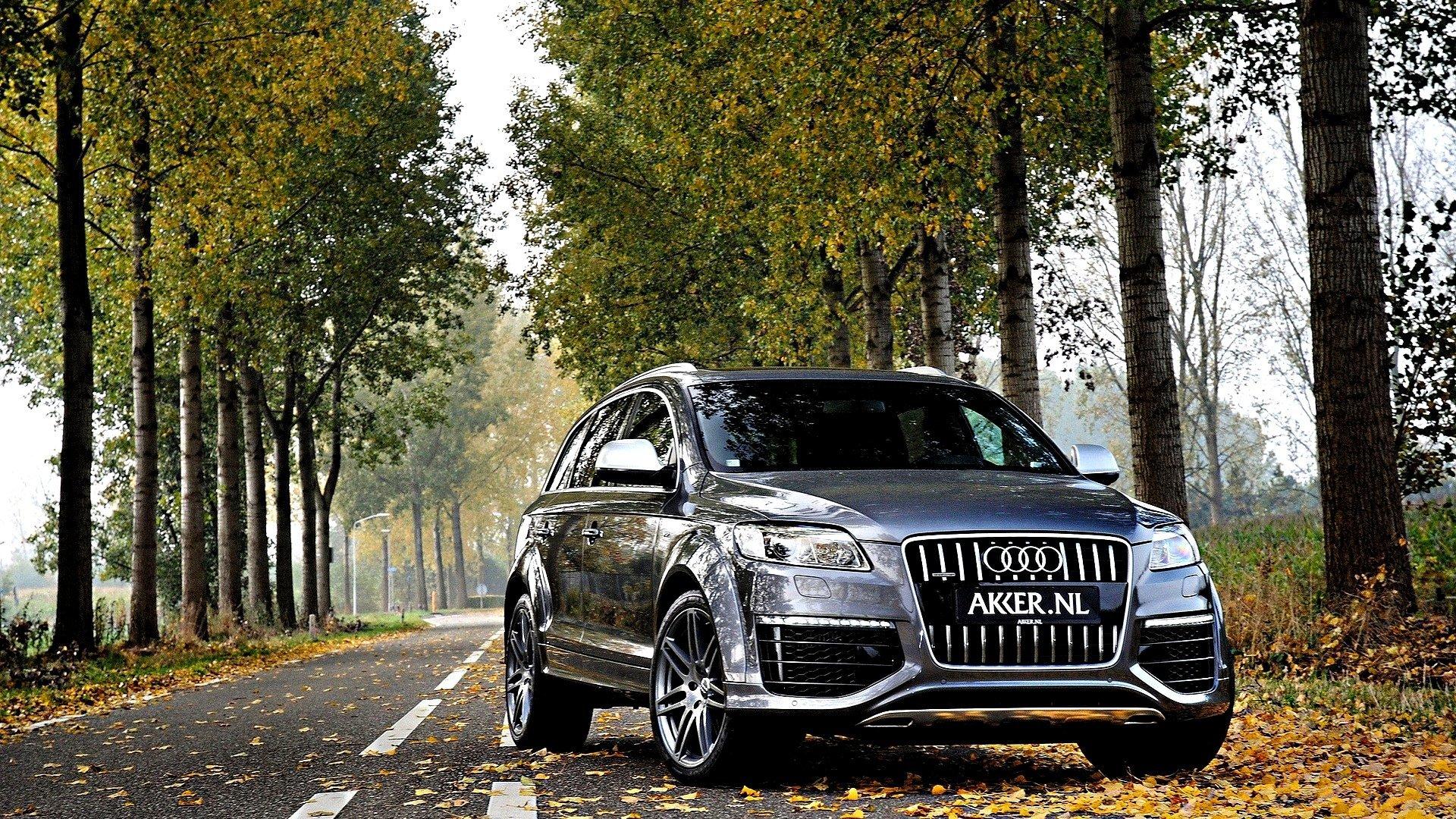 Audi Q7 Fond D'écran HD