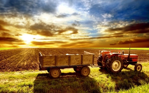Vehicles Tractor HD Wallpaper | Background Image