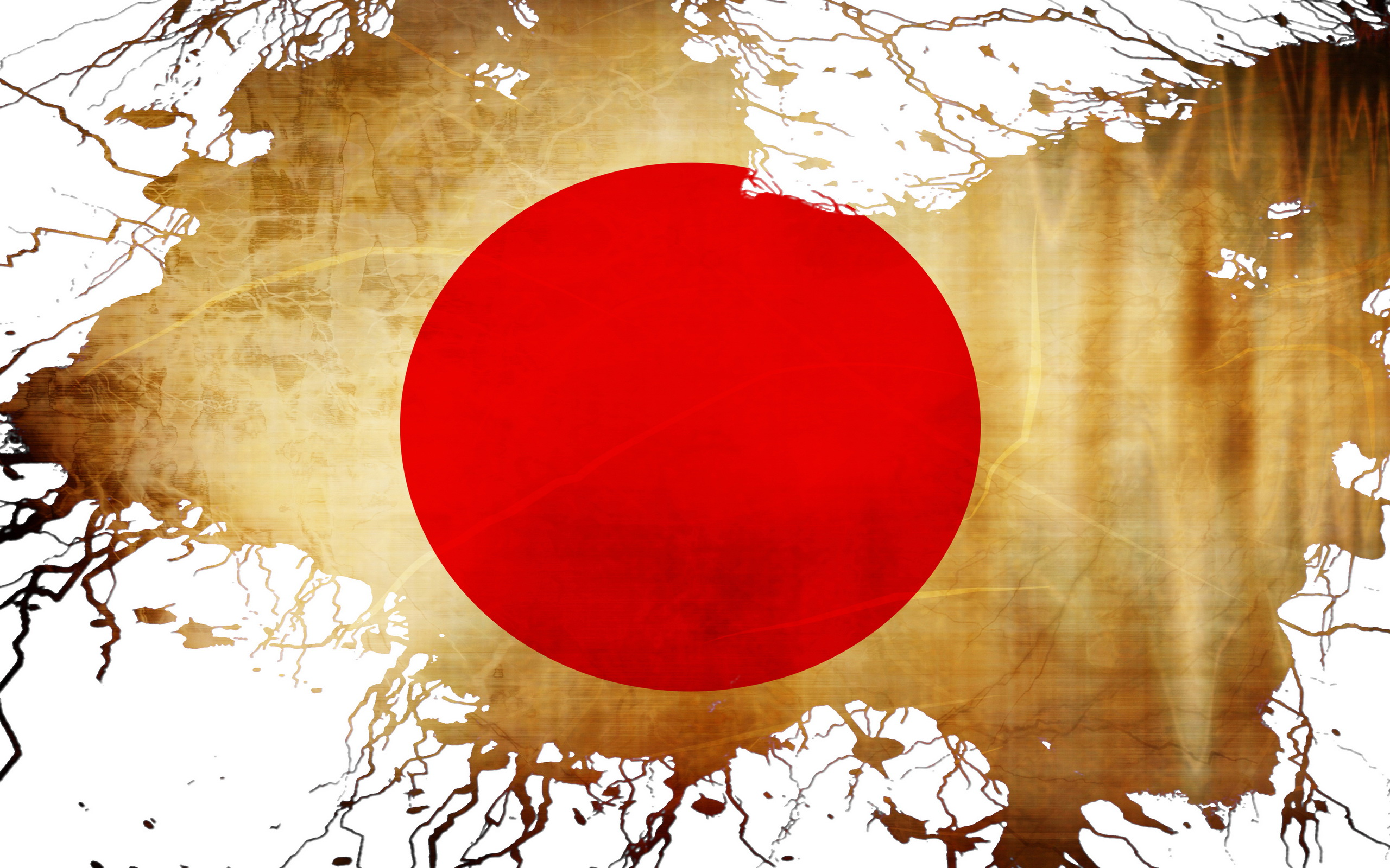 Flag of japan full hd wallpaper and background image 2560x1600 misc flag of japan wallpaper voltagebd Gallery