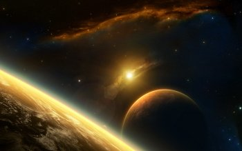 Science-Fiction - Planeten Wallpapers and Backgrounds ID : 441426