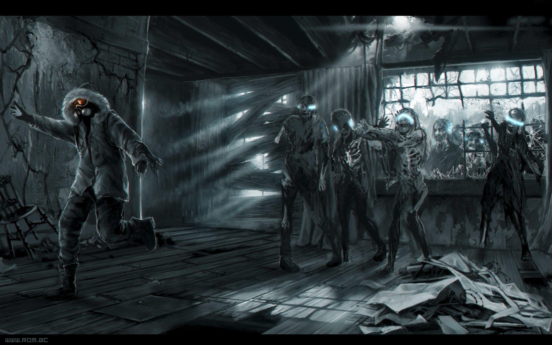 Metro 2033 арты