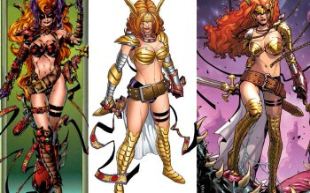Comics - Angela Wallpapers and Backgrounds ID : 443113