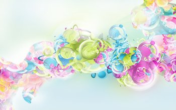 Abstract - Artistic Wallpapers and Backgrounds ID : 443581