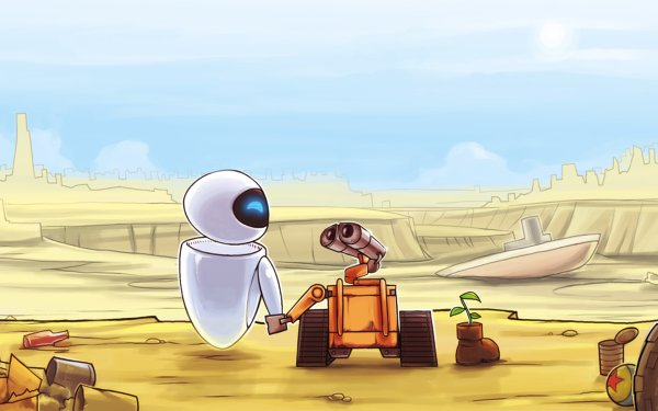 walle wallpapers. Movie - Wall-E Wallpaper