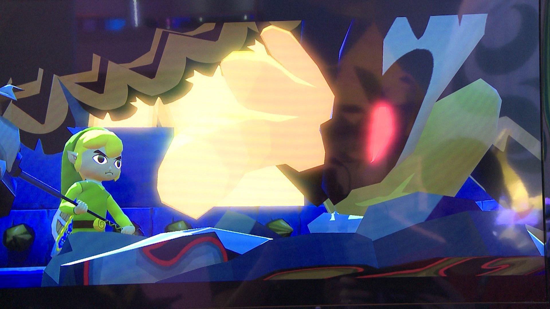 Wind Waker Hd Wallpaper: The Legend Of Zelda: The Wind Waker HD HD Wallpaper