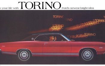 Vehicles - Ford Torino Wallpapers and Backgrounds ID : 444515