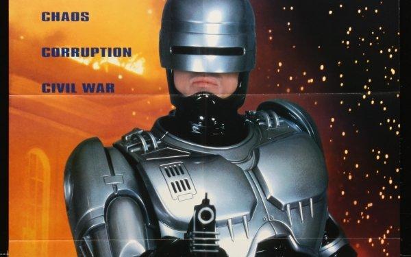 Movie Robocop 3 RoboCop HD Wallpaper | Background Image