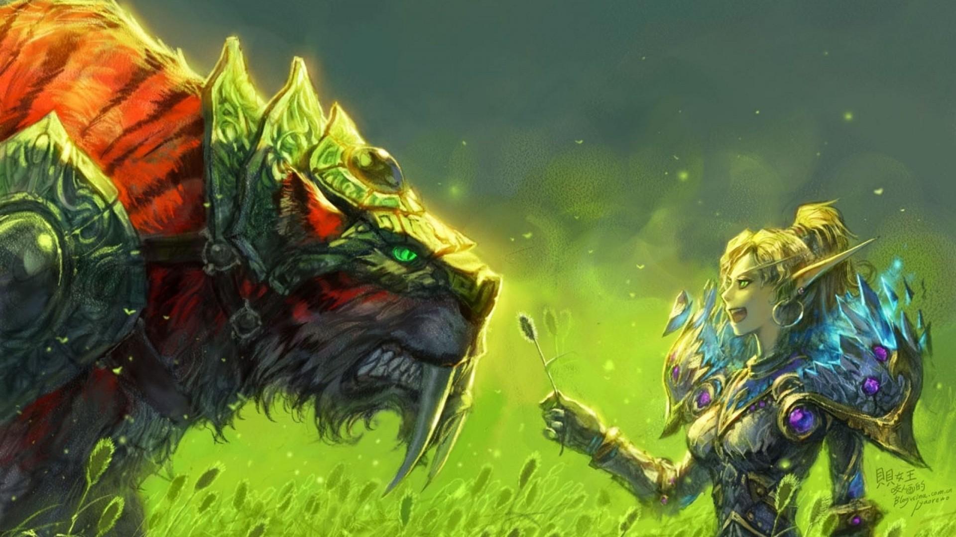 World Of Warcraft HD Wallpaper | Background Image ...