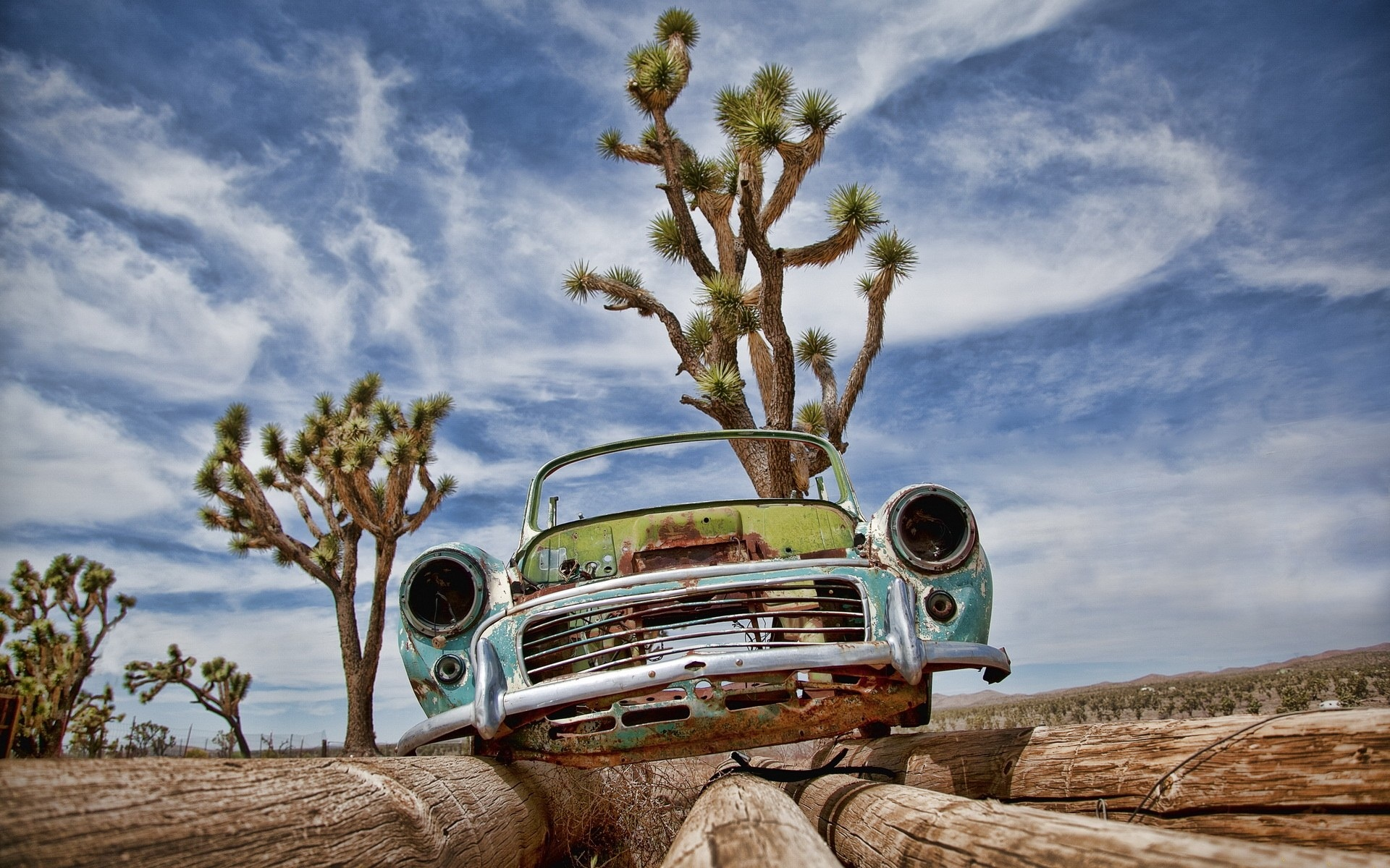 Old Car Full HD Wallpaper And Background Image