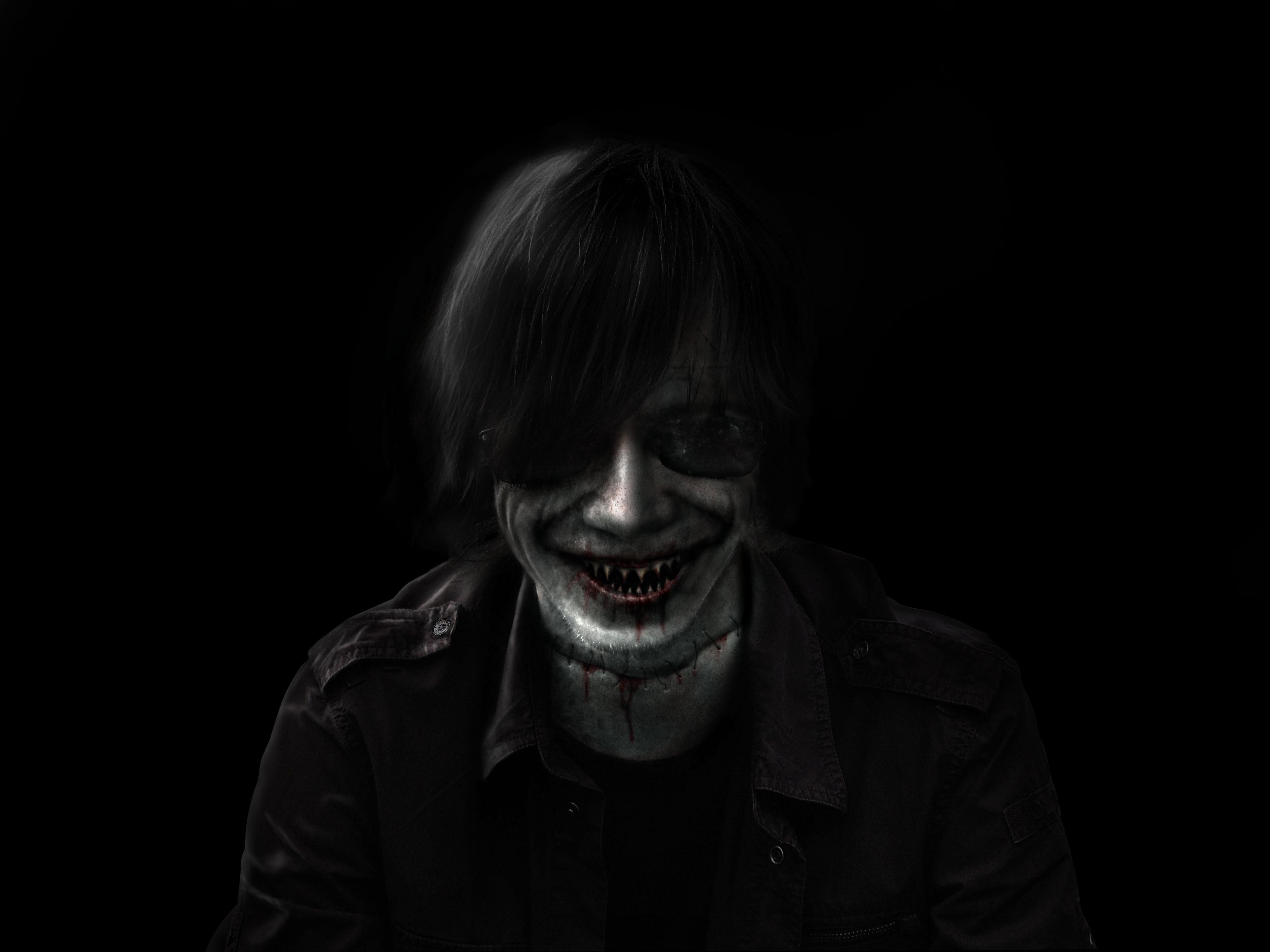 Creepy hd wallpaper background image 3264x2448 id - Dark horror creepy wallpapers ...