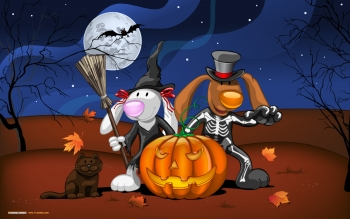 Holiday - Halloween Wallpapers and Backgrounds ID : 445150
