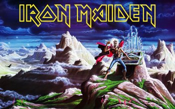 Music - Iron Maiden Wallpapers and Backgrounds ID : 445240