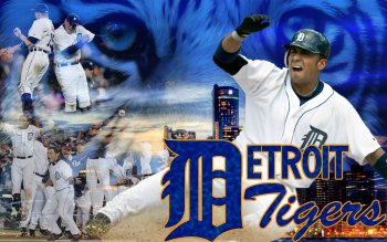 Sports - Detroit Tigers Wallpapers and Backgrounds ID : 445705