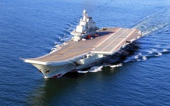 Military - Chinese Aircraft Carrier Liaoning Wallpapers and Backgrounds ID : 445800