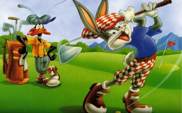 TV Show Looney Tunes Bugs Bunny Daffy Duck HD Wallpaper   Background Image