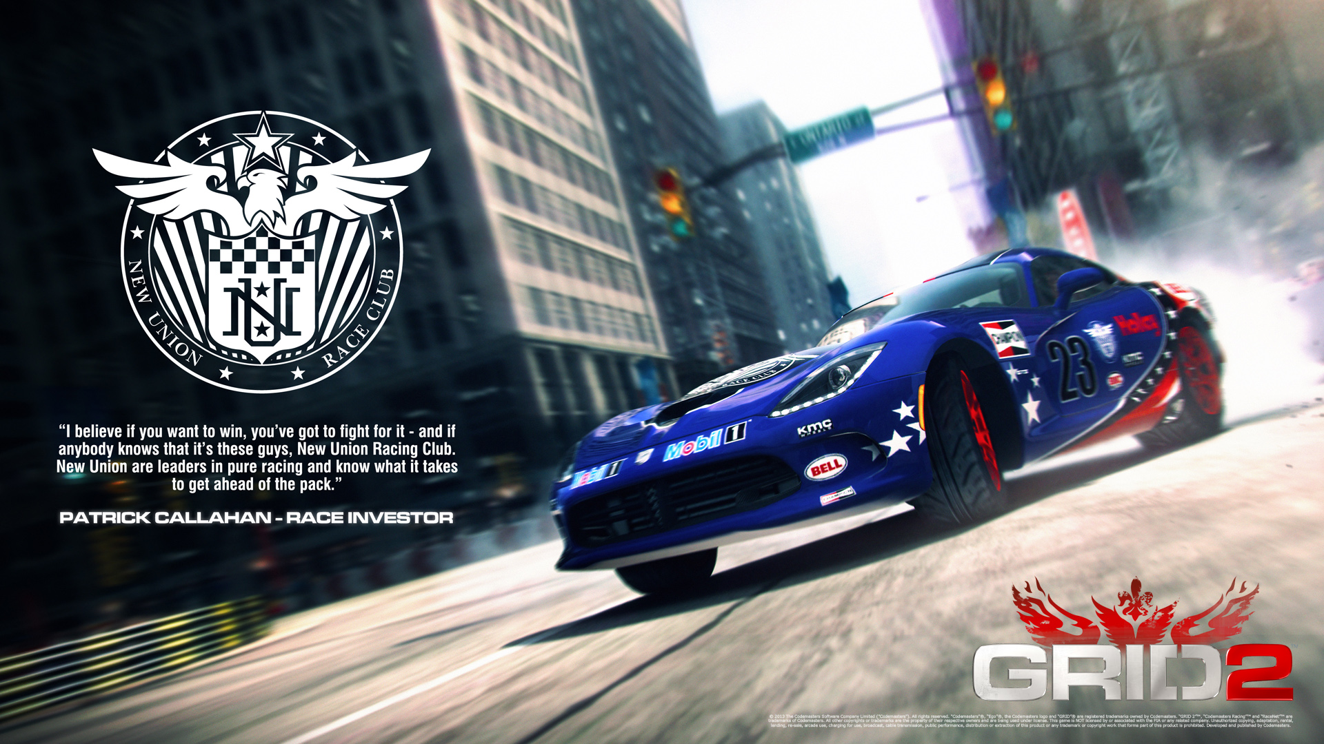 Free Ridge Racer 7 Wallpaper In 1280x800: GRID 2 HD Wallpaper