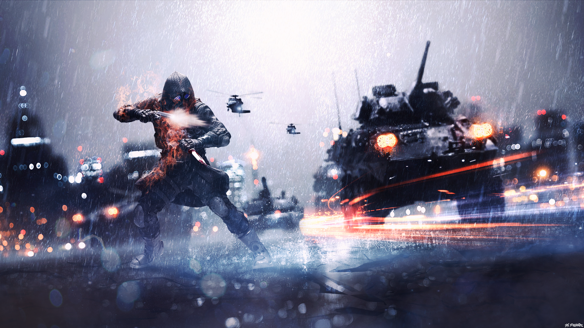 Bf4 vector hd wallpaper background image 1920x1080 - Bf4 wallpaper ...